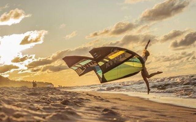 Kite Camp na Helu - obóz dla dorosłych 2020