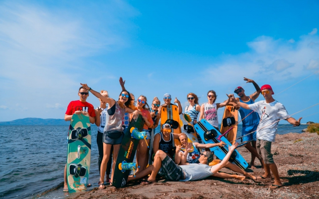 Kite&Wake Camp 2019, Egipt