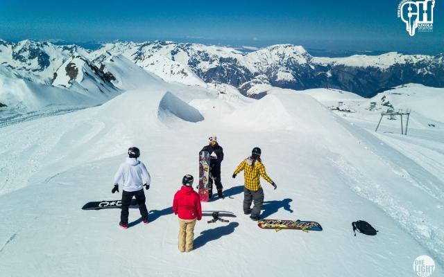 Freeski Camp - Les 2 Alpes 2019