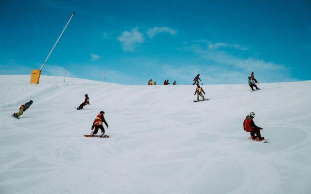 Winter Camp Jungfrau V