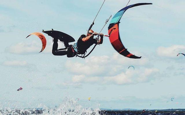 Wczasy na Helu Kite Camp I