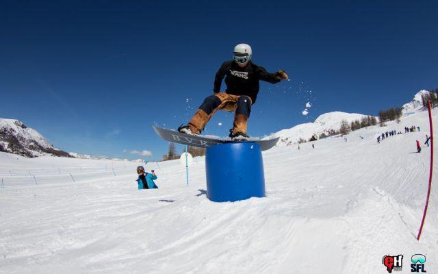 Winter Camp Verbier - 2021