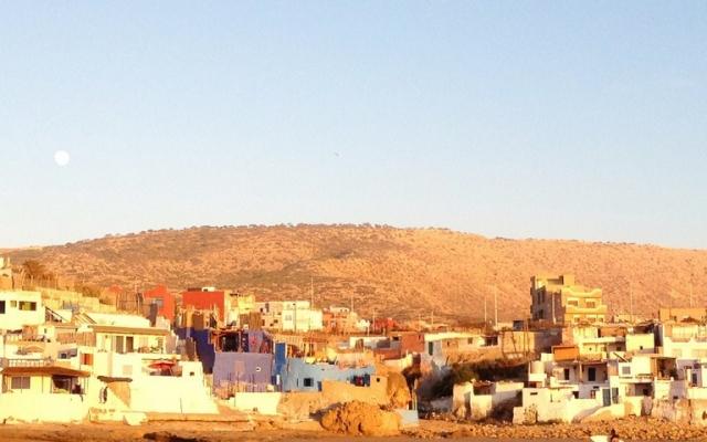 Maroko miasto