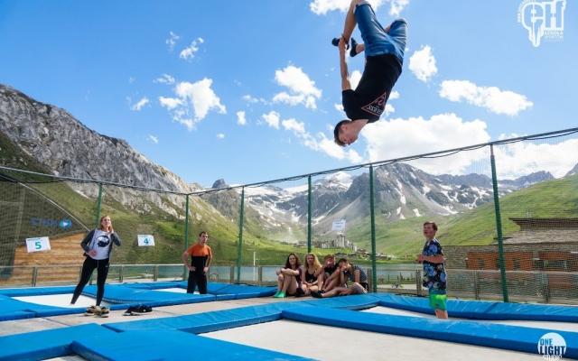 Summer Camp Tignes 2020 - wczasy dla rodzin i dorosłych
