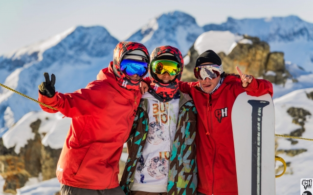Powder Week Verbier 2019