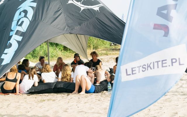 Kite Camp, wczasy rodzinne VII