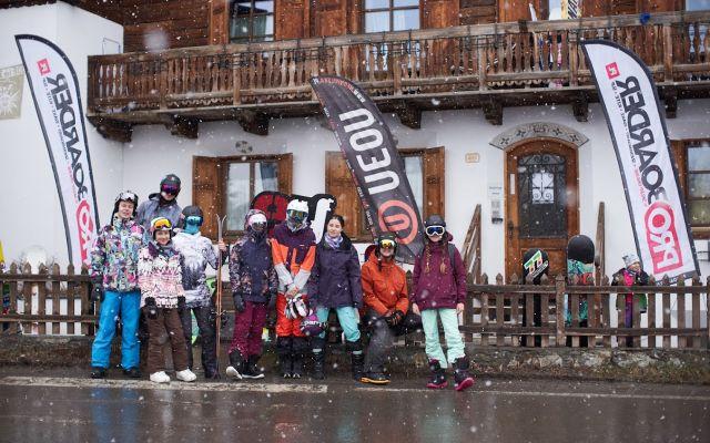 Livigno Freeski Camp 2021