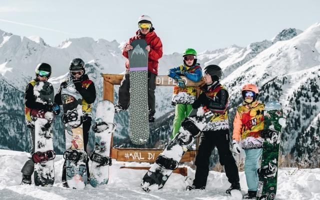 Snow Camp Val di Sole II obóz 2020 GLOSATOR