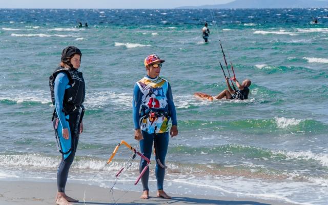 Szkolenia Kitesurfing