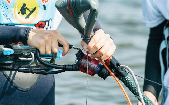 Kite season opening