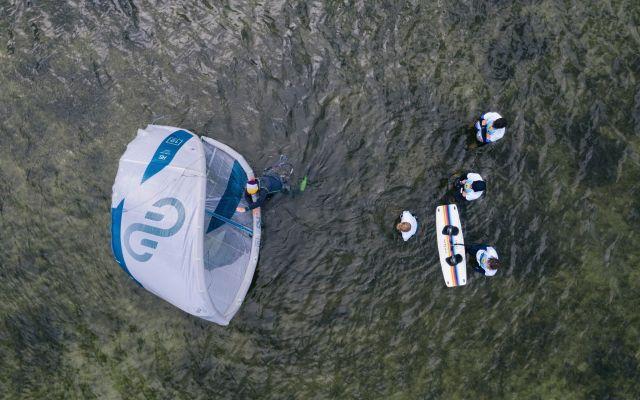 Kite Camp X