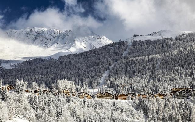 Szwajcaria Winter