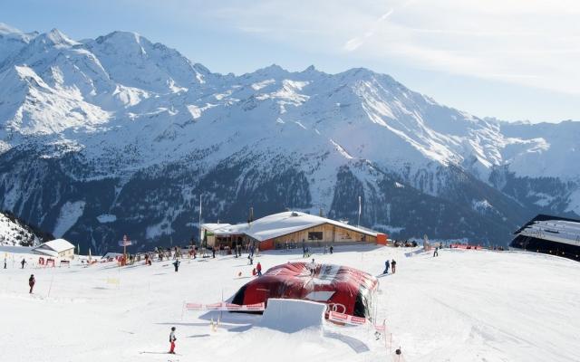 Szwajcaria Winter Ski