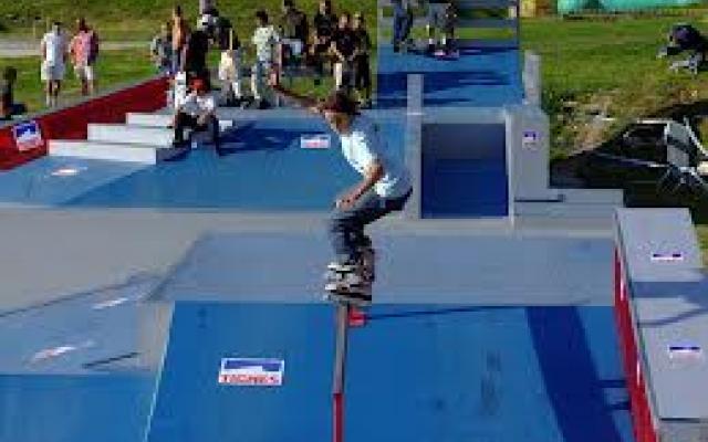 Tignes Skatepark