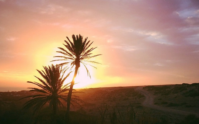 Maroko widok
