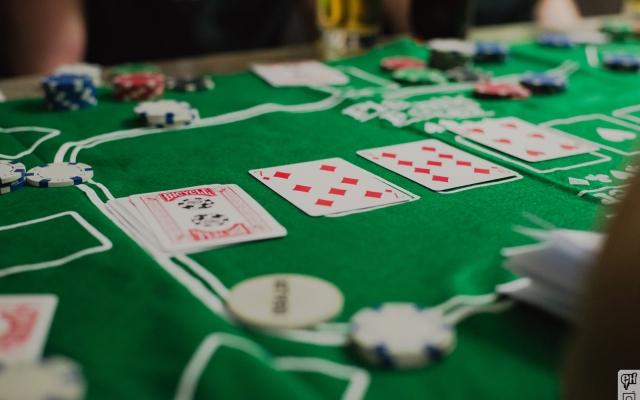 Wieczory hazardu