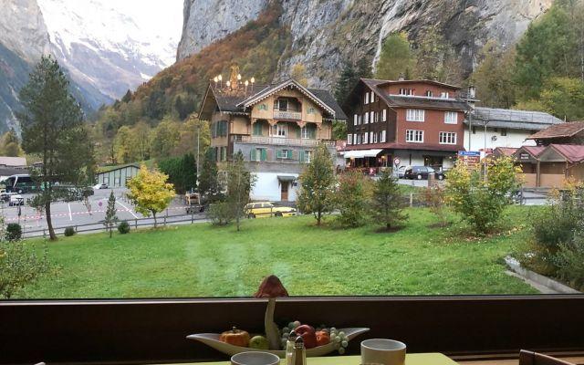 Winter Camp Jungfrau IV