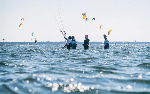 Kite Camp 2020, Egipt