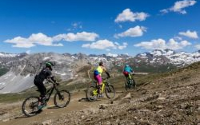Bike Camp Tignes 2019
