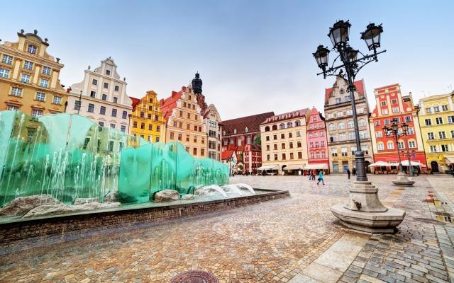 Wrocław 2 dni mazowieckie