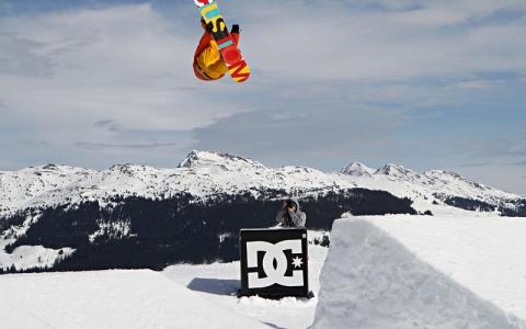 Kitzbuhel Snowpark