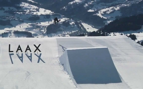 Snow Park Laax