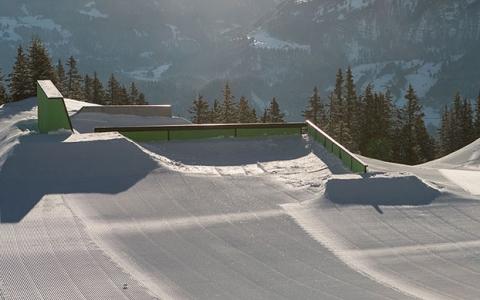 Snow Park Ski Laax