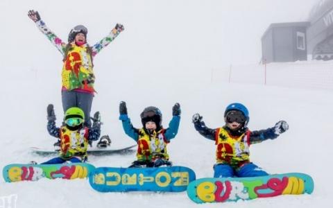 nauka snowboard dobra 560x416