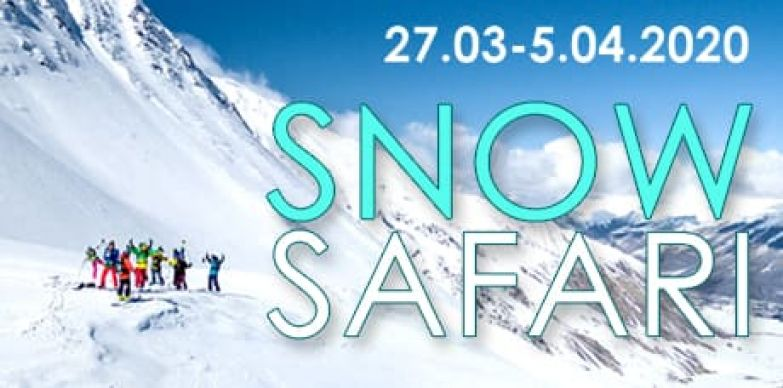 Snow Safari Serre Chevalier 2020