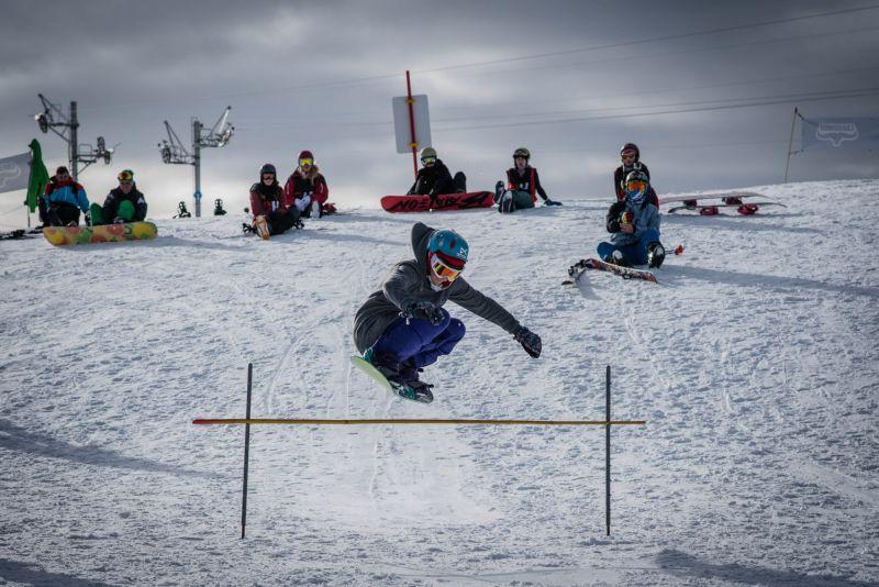 Snow Dj Week - wspomnienia z La Plagne