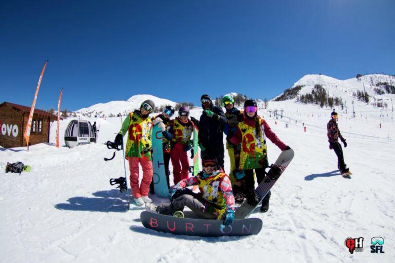 Wspomnienia ze Snow Safari w Serre Chevalier
