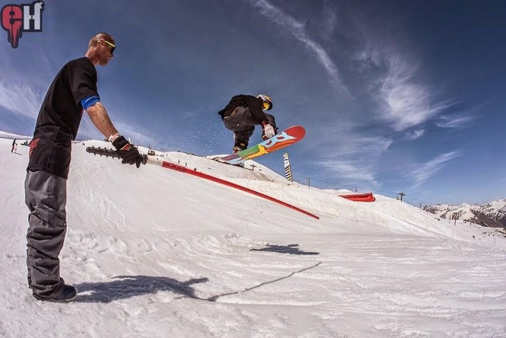 Szkolenie snowboardowe z EHschool