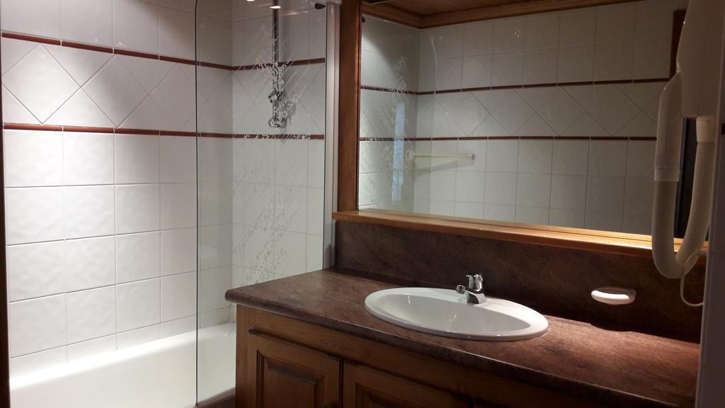 L'alpina Lodge łazienka