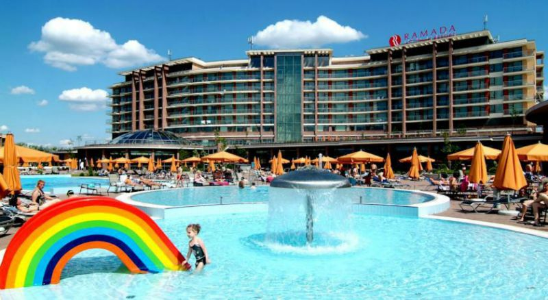 Ramada Resort Budapest Aquaworld photos Facilities Hotel information