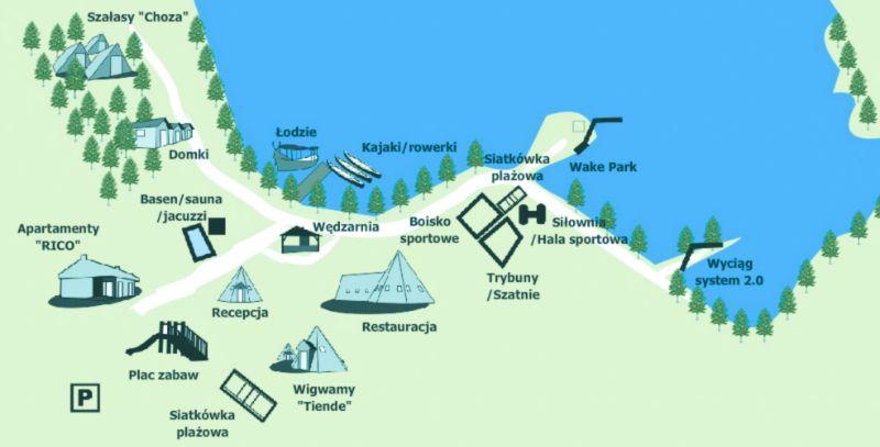Mapa Obiektu 2