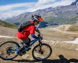 bike camp, summer camp, tignes, ehschool, obóz rowerowy