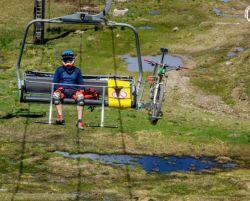 bike camp, rowery, tignes, ehschool, summer camp