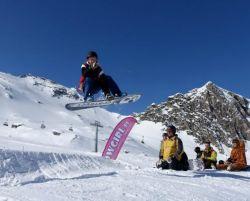 Fotorelacja Winter Camp Zell am See - Kaprun III