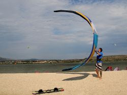 Kite, wake & chill Camp Valras - relacja+foto