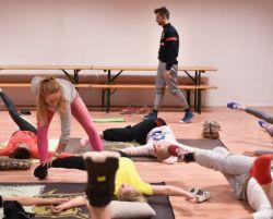 Snow & Fitness Camp - relacja z Livigno