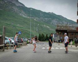 Wspomnienia z Summer Campu w Tignes