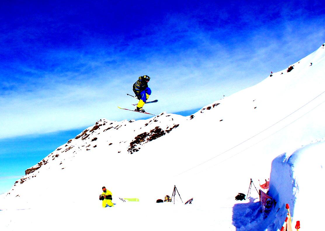 Relacja ze śnieżnej odpiny podczas Ski and Boarderweek
